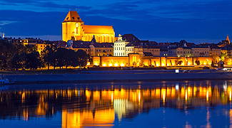 The Medieval Town of Torun