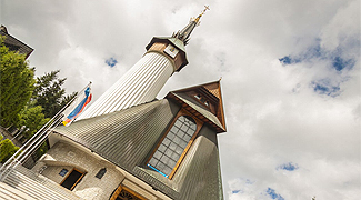 St. Fatima Church in Zakopane